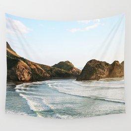 Piha Beach Wall Tapestry