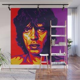 Mick Wall Mural