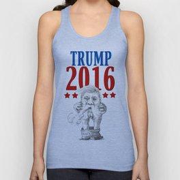 Trump 2016 Unisex Tank Top