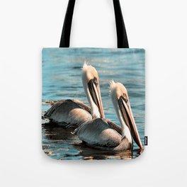 Pelican Love Tote Bag