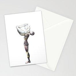 dancers Stationery Cards