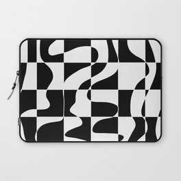 It's Not Always So Black And White Laptop Sleeve