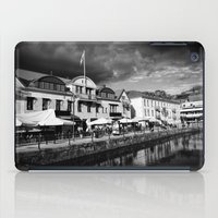 sweden iPad Cases featuring Sweden by alexaxm
