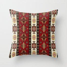 AntiqueAnatoliaMotif Throw Pillow