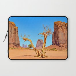 Juniper wiht a Priceless View Laptop Sleeve