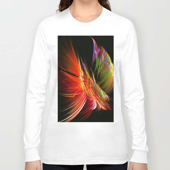 Pending Feather Long Sleeve T-shirt