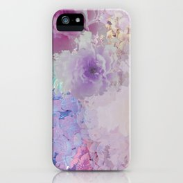 STOP FLOATING AROUND (PINK) iPhone Case