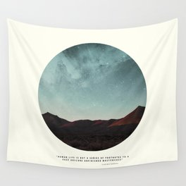 Universe remedy Wall Tapestry