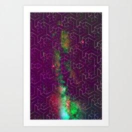 Star Field Art Print