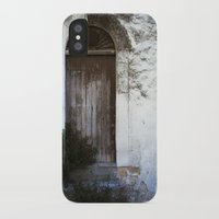 italian iPhone & iPod Cases featuring Italian Door by Maria Heyens