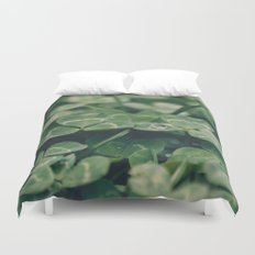 Happy St. Patrick Duvet Cover
