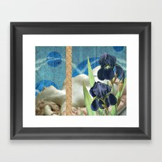 Youngest of the Pleiades Framed Art Print