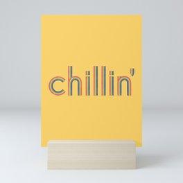 Chillin' Mini Art Print