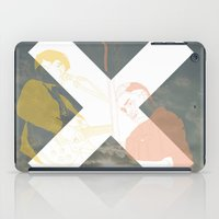 the xx iPad Cases featuring XX by Itxaso Beistegui Illustrations