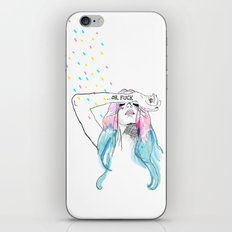 Oh yeah, reality bites iPhone & iPod Skin