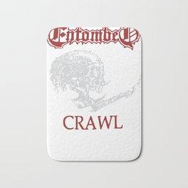 Entombed Crawl Bath Mat