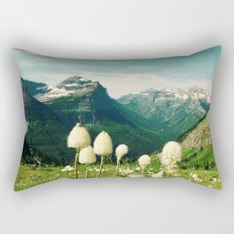 Highline Trail Rectangular Pillow