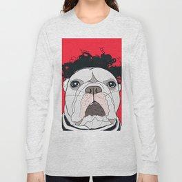 Venice Bulldog Long Sleeve T-shirt