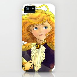 Tammy Wurtherington: Freedom Fighter iPhone Case