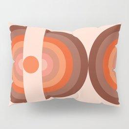 Abstraction_SUN_Rainbow_Minimalism_002 Pillow Sham