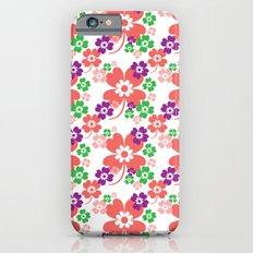 lucky flower multi Slim Case iPhone 6s