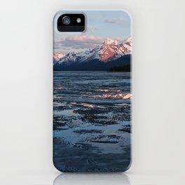 Lake Maligne iPhone Case