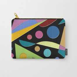 Abstract #315 Carry-All Pouch