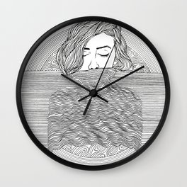 Vibes Wall Clock
