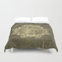 Wonderful mandala Duvet Cover