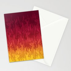 Meltdown Hot Stationery Cards