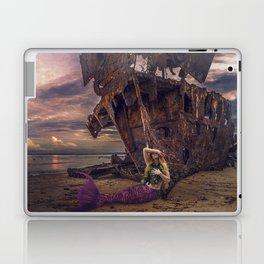 Siren's Sorrow Laptop & iPad Skin