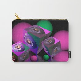 fashion exhibition Carry-All Pouch