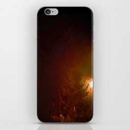 A Cold Winter Night iPhone Skin