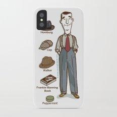 SWING SERIES: LINDY HOPPER Slim Case iPhone X