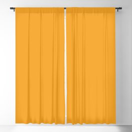 Gold - Solid Color Collection Blackout Curtain