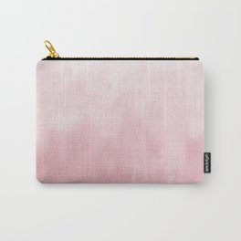 Pink watercolour Carry-All Pouch