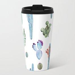 tropical forever Travel Mug