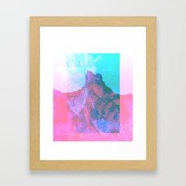 LET YOU GO Framed Art Print
