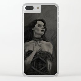 Kaltain Rompier Clear iPhone Case