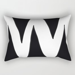 MontagneRuss Rectangular Pillow