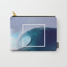 WAVE BREAK Carry-All Pouch