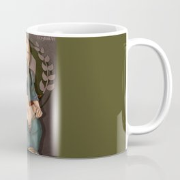 Titanfall Militia Pilot Pinup Coffee Mug