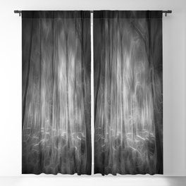 The Haunted Forest Blackout Curtain
