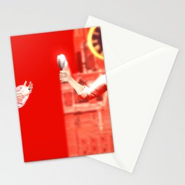 SquaRed: Cheers Stationery Cards