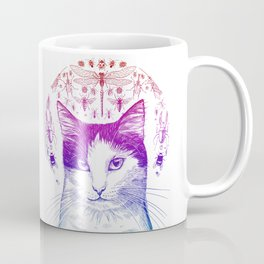 Of cats and insects Coffee Mug