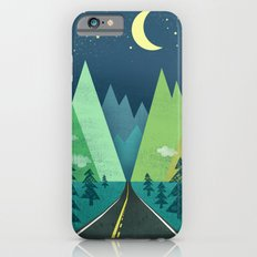 The Long Road at Night Slim Case iPhone 6