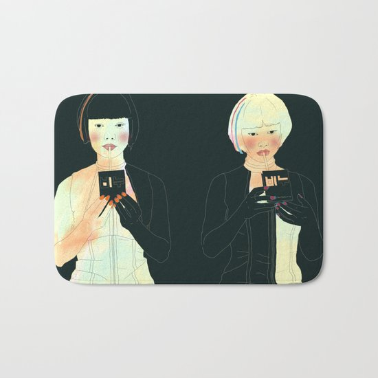 CLOUD ATLAS Bath Mat
