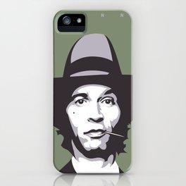 Jhonny Stecchino iPhone Case