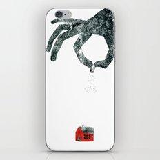 Personal Dictionary: rain iPhone & iPod Skin