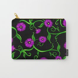 Morning Glory Nouveau Carry-All Pouch